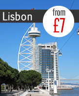 Car hire debit card Lisbon
