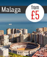 Car hire debit card Malaga