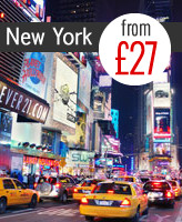 Debit Card Car Hire New York
