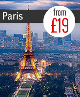 Debit Card Car Hire Paris
