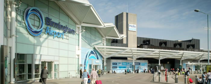 Debit Card Car Hire Birmingham Airport