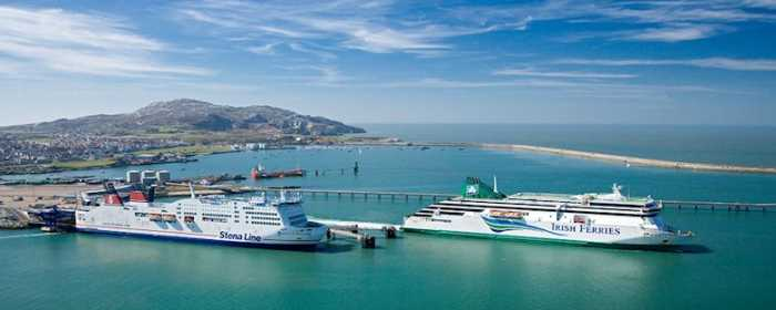Ferry To Ireland From Holyhead >> Debit Card Car Hire Holyhead Ferry Port