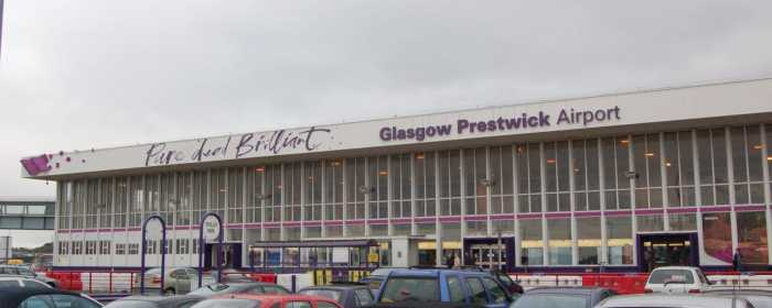 Debit Card Car Hire Prestwick Airport