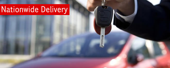 Debit Card Car Hire With Nationwide Delivery