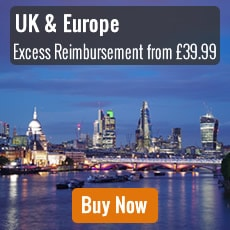 UK & Europe Excess Reimbursement