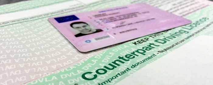 British driving licence updates - Changes from 8th of June