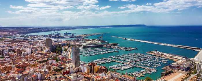 Getting around Alicante