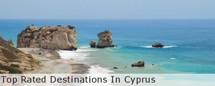 Top Rated Destinations in Cyprus