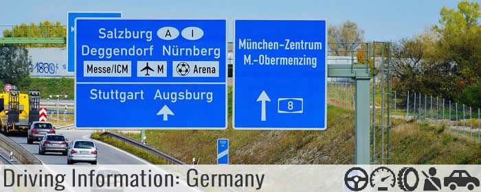 Driving In Germany