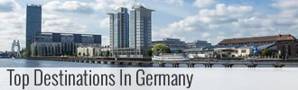 top destinations in Germany