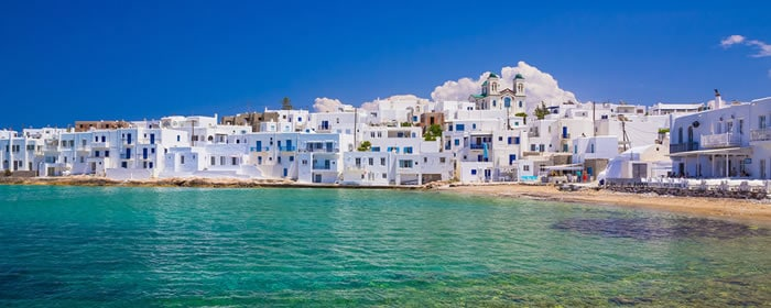 Paros Airport Car hire